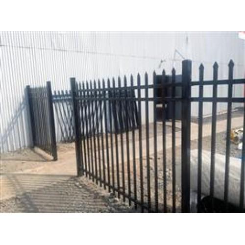 Sierra commercial steel ornamental panel h w