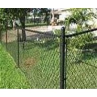 Color Chain Link Fences
