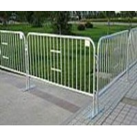 Galvanized Barricades