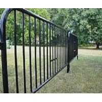 Powder Coated Barricades