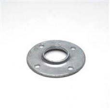 1 5 8 floor flange for 1 inch square floor flange