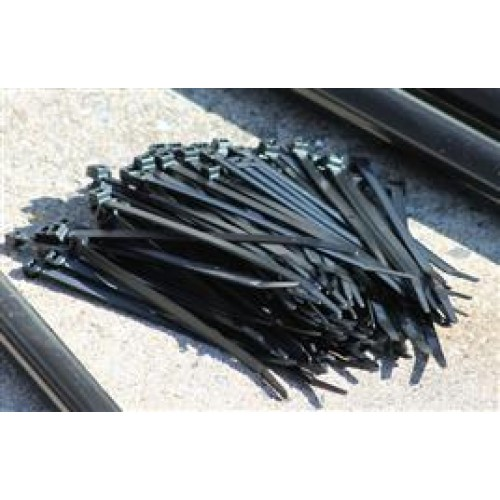 Self Locking Heavy Duty Fence Ties 14 In 100 Pk