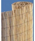 Natural Bamboo Reed Fence 4' High x 25' Wide